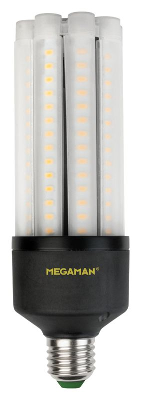 Megaman turn down the heat with new LED Clusterlite