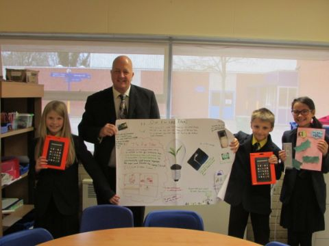 Basingstoke's Green Week School Art Competition