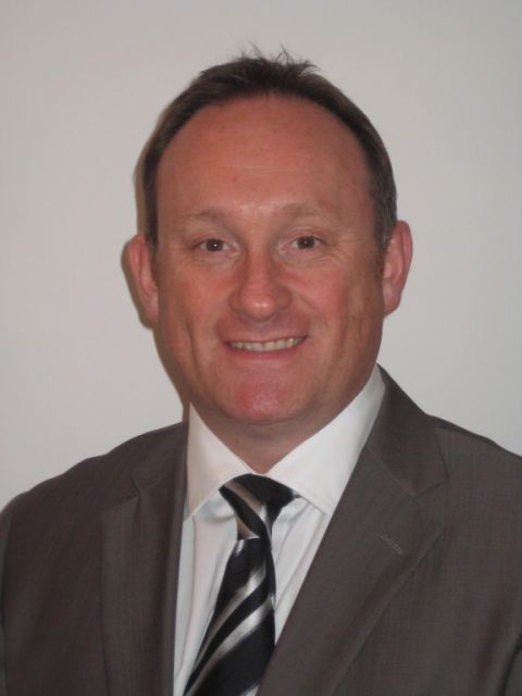 Stuart Eglin appointed National Sales Manager