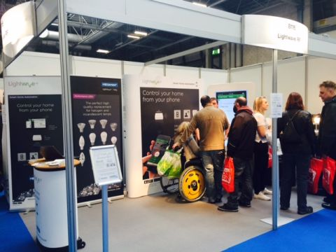 Thank you for visiting us at the National Homebuilding & Renovating Show 2015