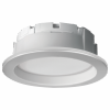 Planex downlight for GX53 Silver (Fixture only)