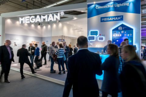 MEGAMAN® Redefines Commercial Lighting
