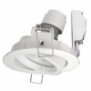 Lucca GU10 White (Fixture only)