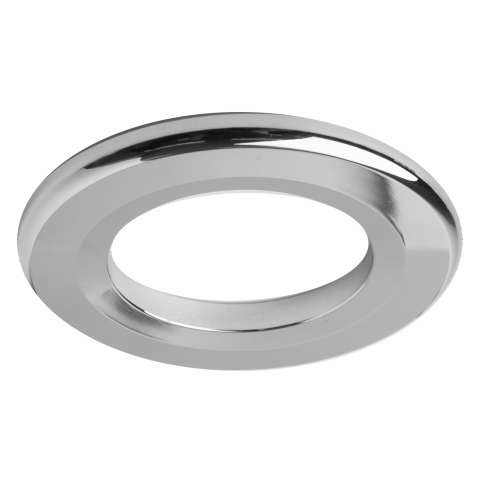 TEGO 5W & 7.5W Fixed Chromium finish bezel