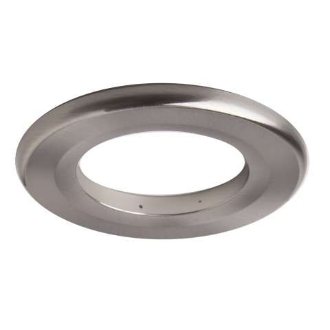 TEGO 5W Brushed Nickel finish tilt bezel