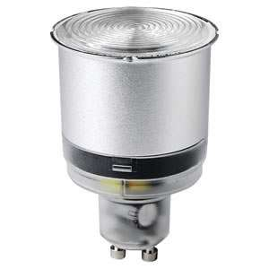 CFL 14W GU10 Reflector with PowerLENS, 90°, 4000K