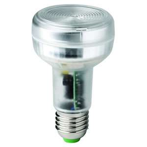 CFL 11W E27 R63 with PowerLENS, 90° 3000K