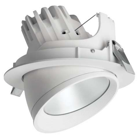 27W Carlo Downlight for Tecoh RDx (White) 4000K