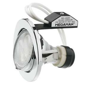 Max downlight for GU10 Silver (Fixture only)