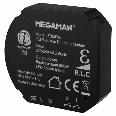 Dimmers Ingenium® ZB: Dimmers