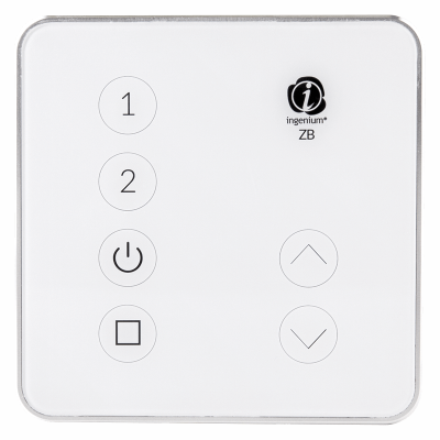 406312 INGENIUM® ZB: Wall Mounted Controller